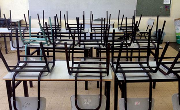 תוצאת תמונה עבור תמונות של שביתת מורים
