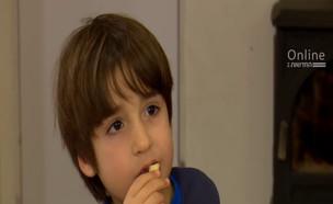 """בדיקה: ארוחות הערב של הילדים (צילום: מתוך """"התוכנית הכלכלית"""", חברת החדשות)"""