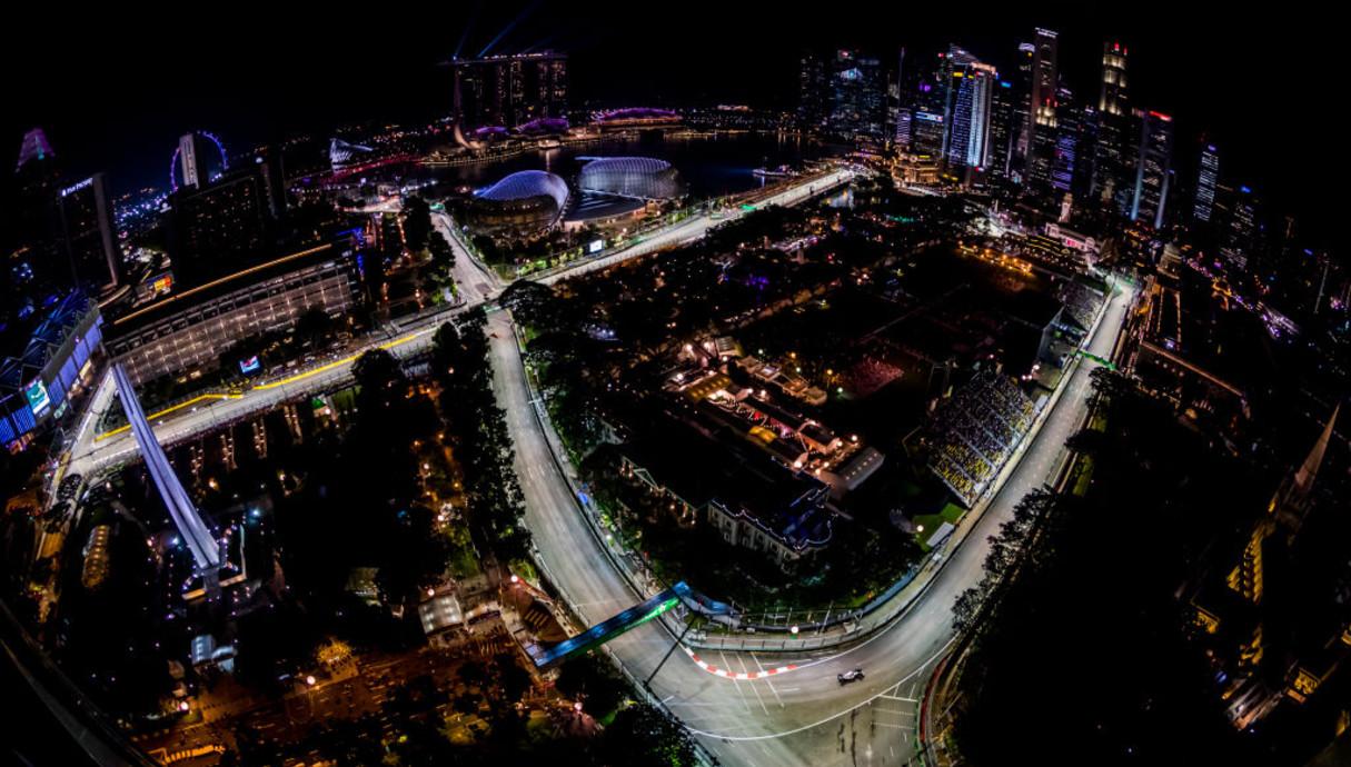 מירוץ פורמולה 1 בסינגפור