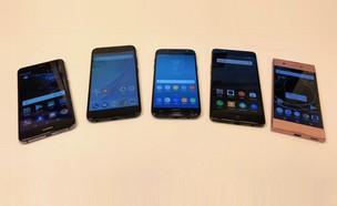 סמארטפונים זולים (צילום: אילן גלר, NEXTER)