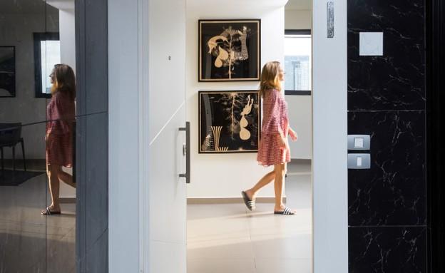 לי אולישה פנטהאוז, ג, דלת (צילום: שירן כרמל)