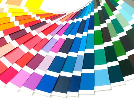 מניפת צבעים (צילום: shutterstock)