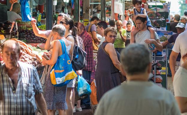 שוק הכרמל (צילום: Lerner Vadim, shutterstock)