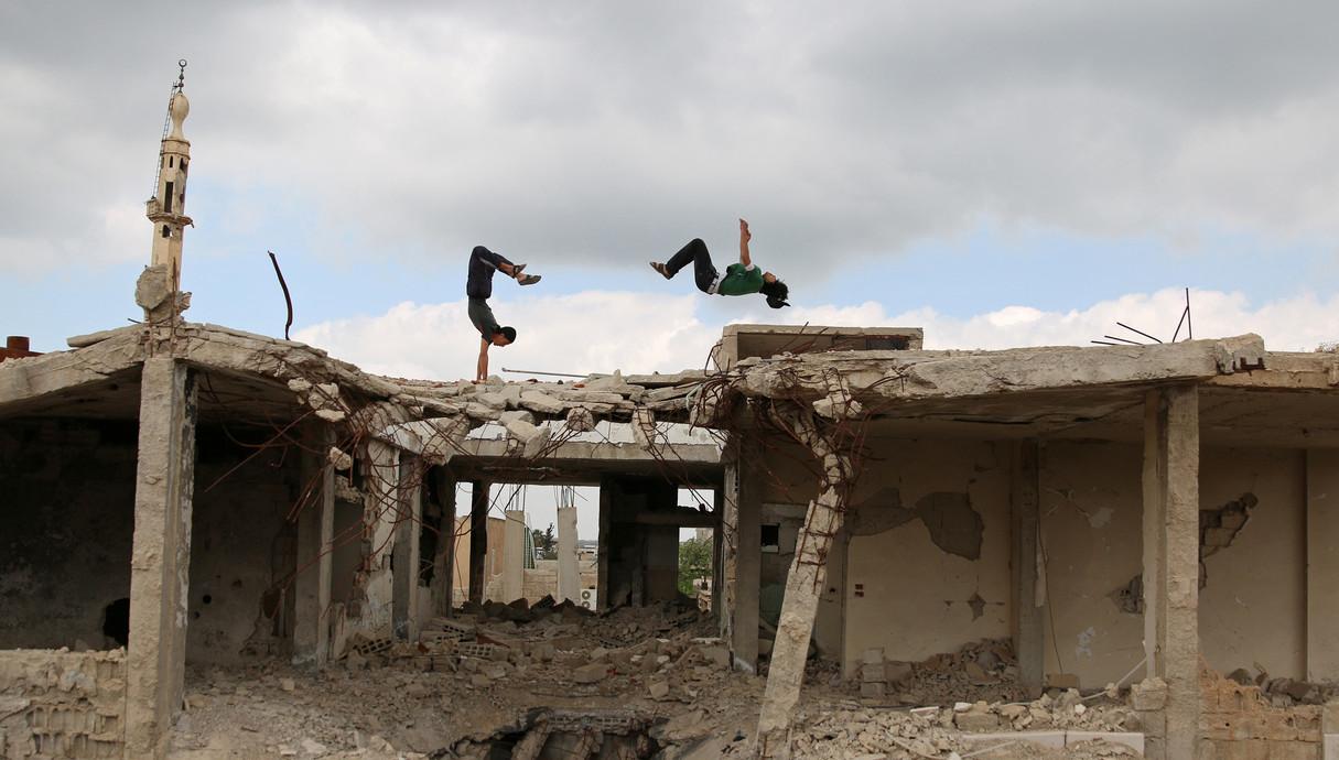 פרקור בסוריה