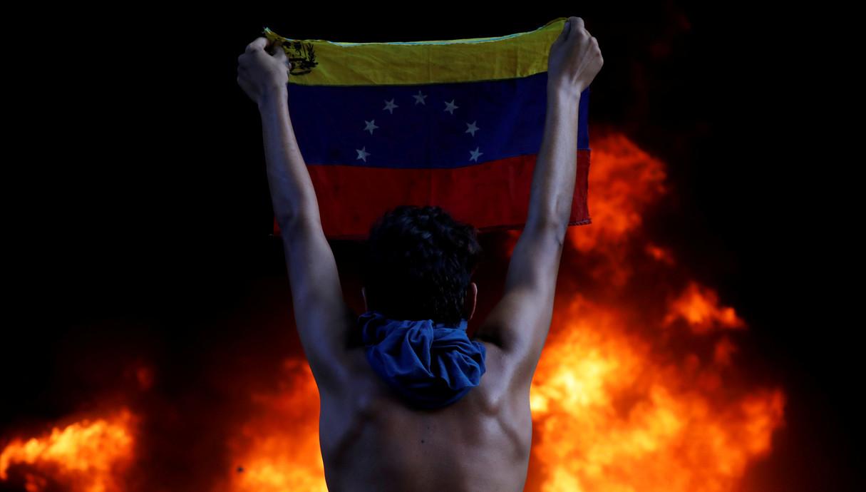 אש בונצואלה