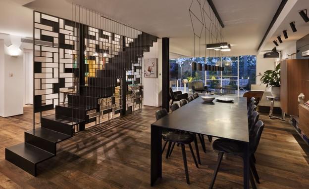 בתי מיליונרים, באדיבות חברת כהנא, תכנון אדר גדי פרידמן (צילום: אסף פינצ'וק)