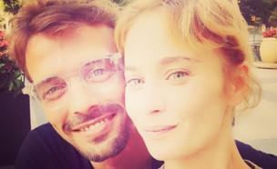 לוסי דובינצ'יק וחגי פוקס  (צילום: instagram)