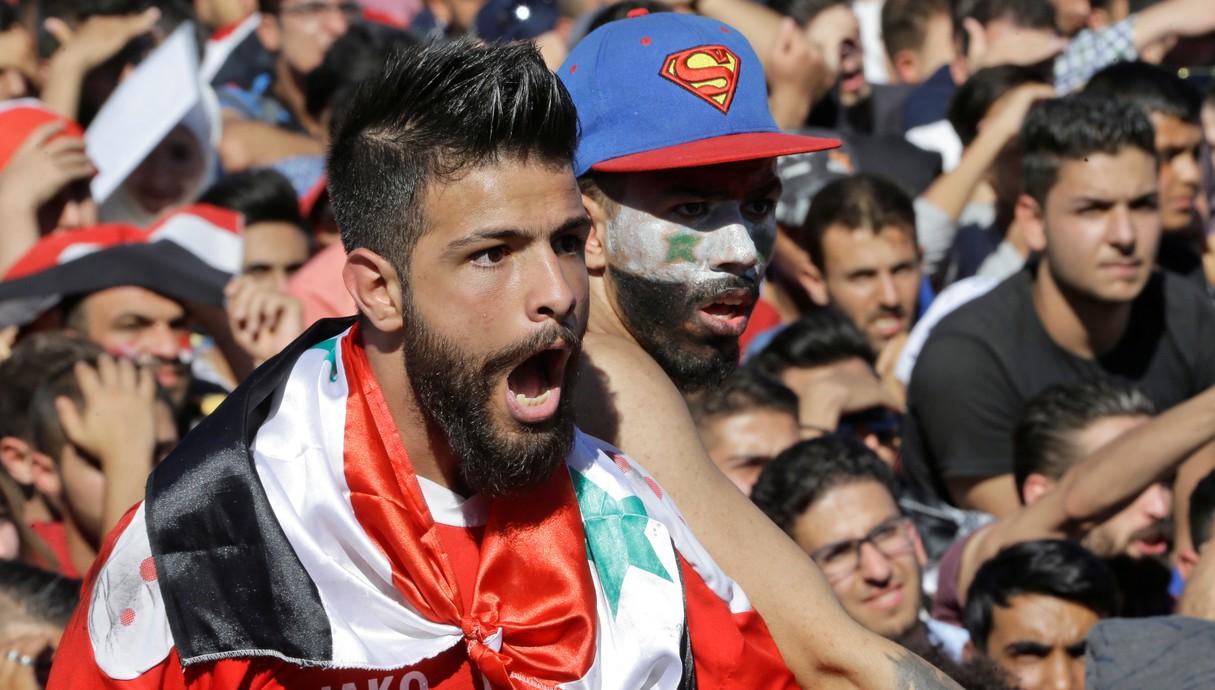 סוריה מודחת ממוקדמות המונדיאל