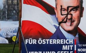 בחירות לנשיאות באוסטריה (צילום: חדשות 2)