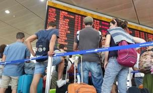 שיבושים מחר בכל שדות התעופה (צילום: עזרי עמרם, חדשות 2)