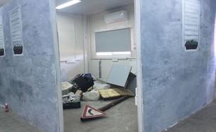 """חדר בריחה פיקוד העורף (צילום: דובר צה""""ל )"""