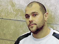 העבריין מיכאל מור (צילום: חדשות 2)