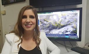 מדוע הגשם מתעכב? אילנית אדלר מסבירה (צילום: חדשות)