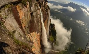 מפל אנחל (צילום: שאטרסטוק/ויקיפדיה Deiby Quintero)