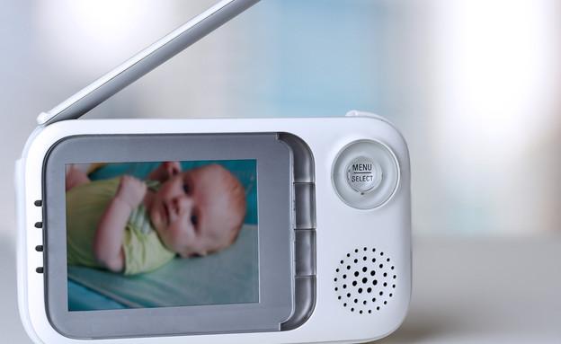 מוניטור לתינוק (צילום: kateafter | Shutterstock.com )