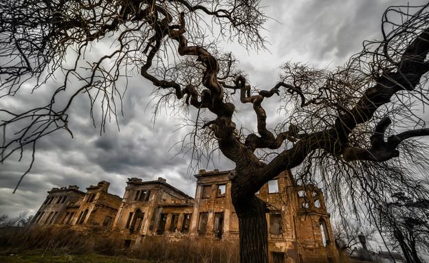 בית רדוף רוחות רפאים (צילום: שאטרסטוק)