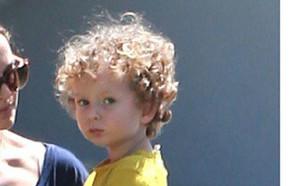 של מי הילד המתוק הזה? (צילום: אינסטגרם)