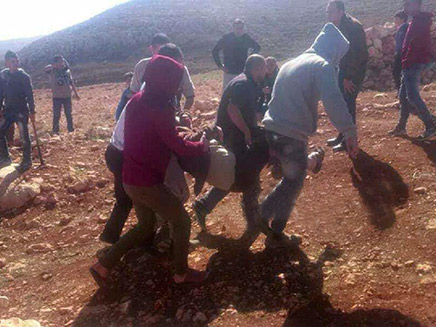 20 פלסטינים נעצרו בשל האירוע