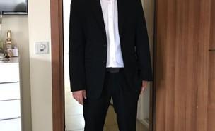 עמוס רולידר (צילום: צילום מסך)