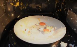 ביצה במיקרוגל (צילום: Edeli R. de Almeida, ShutterStock)