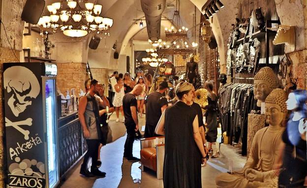 אורן תורג'מן, ארקטה, החנות (צילום: אמיר מאירי)