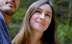 """אלי ומיקאלה בירח דבש (צילום: מתוך """"חתונה ממבט ראשון"""", שידורי קשת)"""