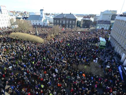 אז איך מבדילים בין איסלנדי אחד לאחר? (צילום: רויטרס)