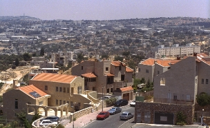 """שכונת גילה (ארכיון) (צילום: אבי אוחיון / לע""""מ)"""