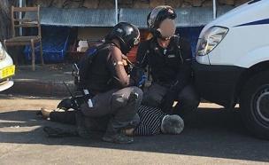 מעצר חשוד שתכנן לבצע פיגוע בירושלים