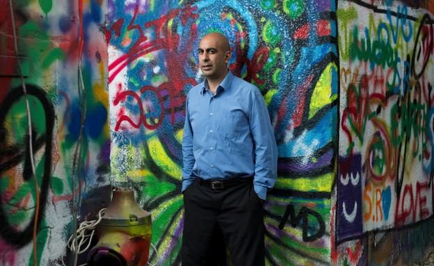 ברק כהן למגזין ראשית (צילום: יונתן בלום)