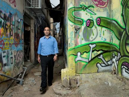 ברק כהן למגזין (צילום: יונתן בלום)