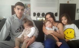 כל המשפחה תגורש