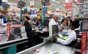 קניות לחג (צילום: חדשות 2)