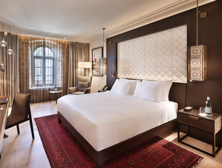 מלון סטאי, פינת חדר