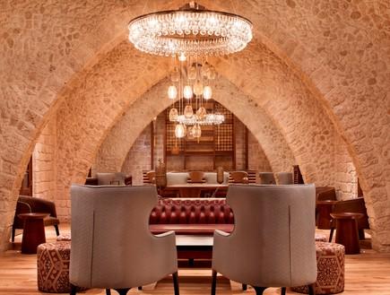 מלון סטאי, פינת ישיבה