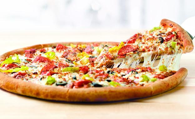 פיצה, פאפא ג'ונס (צילום: יחסי ציבור)