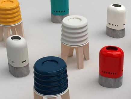 תנור מקרמיקה (צילום: kickstarter)