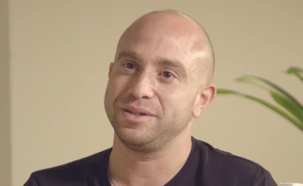 זיו שילון בראיון ל״אנשים״ (צילום: מתוך אנשים, שידורי קשת)