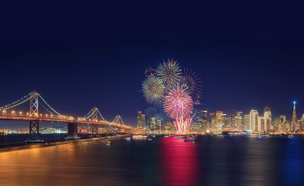 """חגיגות העצמאות בארה""""ב (צילום: Patra.K, shutterstock)"""