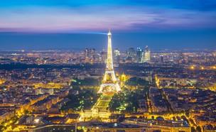 פריז (צילום: NaughtyNut, shutterstock)