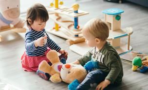 ילדים משחקים (אילוסטרציה: kateafter   Shutterstock.com )