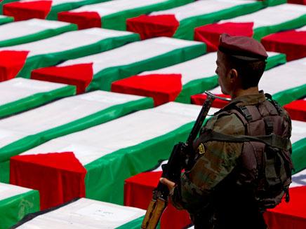 החזרת גופות המחבלים הפלסטינים