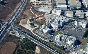 מתחם איירפורט סיטי (צילום: sharshar)