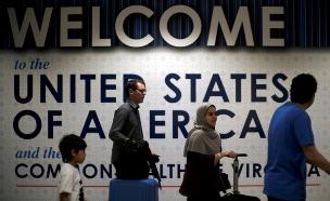 ההצהרות שיצרו כאוס בנמל התעופה (צילום: רויטרס)