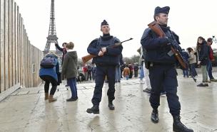 היערכות ביטחונית נרחבת בפריז, ארכיון (צילום: רויטרס)