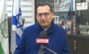 ראש העיר גבעתיים רן קוניק (צילום: החדשות)