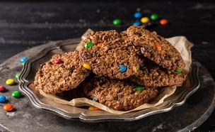 עוגיות M&M (צילום: שני בריל, בבושקה הפקות)