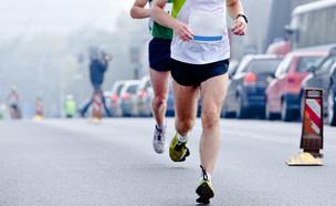 ריצת מרתון (וידאו WMV: Rafal Olkis, Thinkstock)