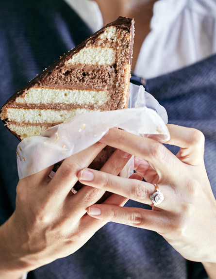 קונדיטורית גולן עוגת קולנוע  (צילום: אמיר מנחם, אוכל טוב)