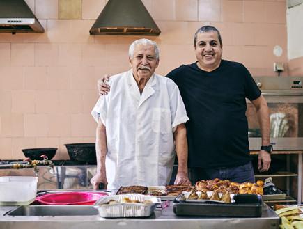 מסעדת גיא טבריה ממולאים מיקי